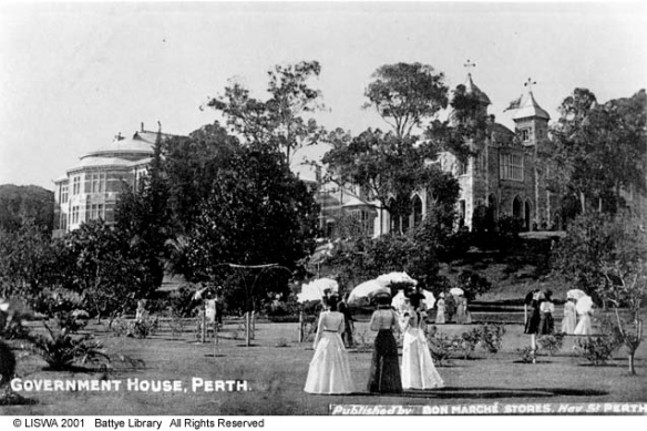 A Garden Party at Government House Perth