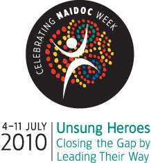NAIDOC Logo 2010