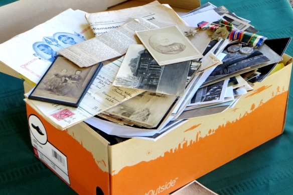 Have a shoebox of records that needs sorting?