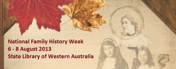 National Family History Week
