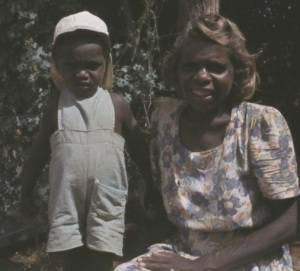 Carol and Max, Warburton Mission, 1958-1961