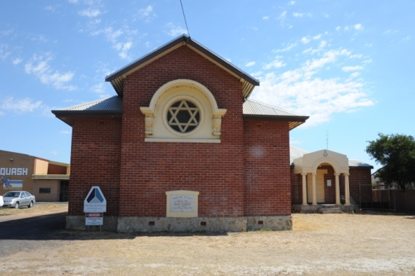 Masonic lodge and hall, Busselton 2012 b3598990