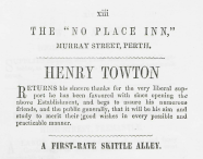No Place Inn 1854