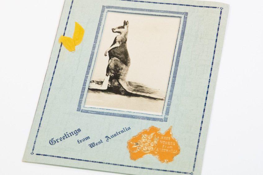 Greetings from West Australia ca. 1932, PR11337